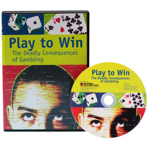 Play to Win: The Deadly Consequences of Gambling DVD