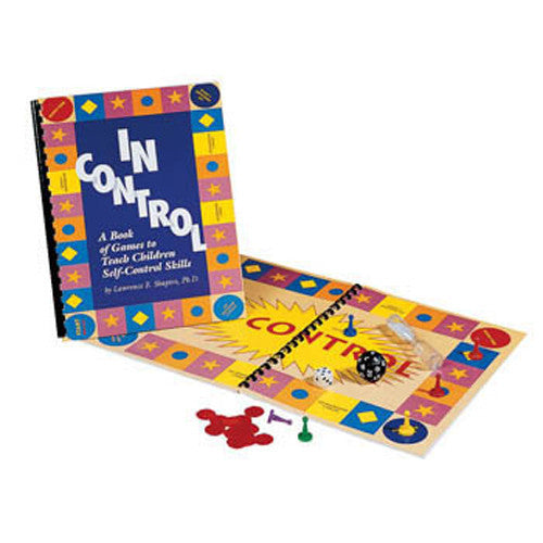 Self-Control / ADHD Play Therapy Game Package