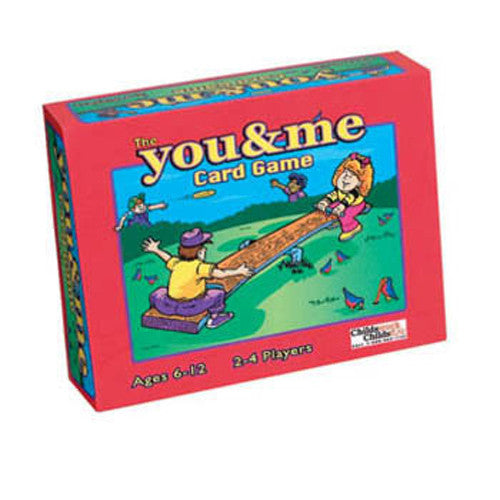 The You and Me Social Skills Card Game