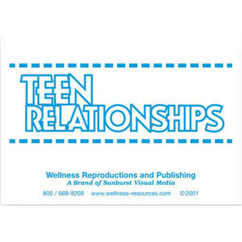 Teen Relationships Cards