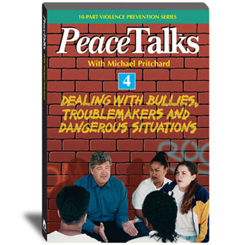 PeaceTalks - Dealing With Bullies DVD