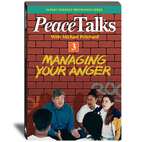 PeaceTalks - Managing Your Anger DVD