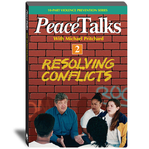 PeaceTalks - Resolving Conflicts DVD