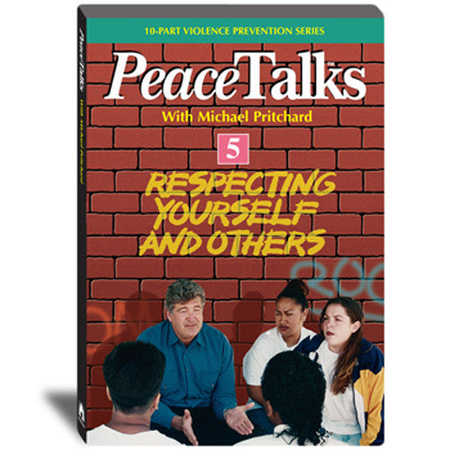 PeaceTalks - Respecting Yourself and Others DVD