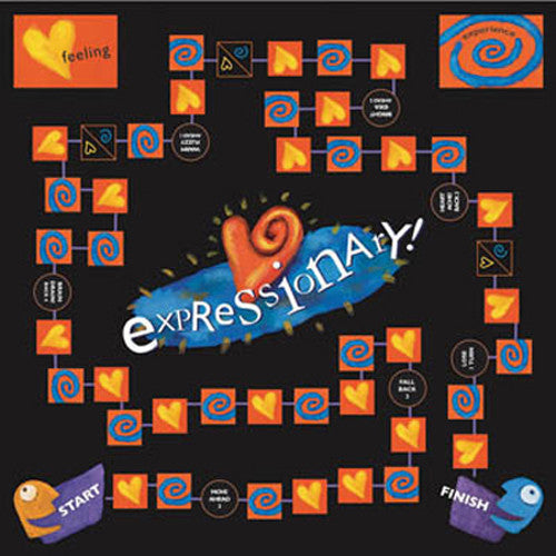 Expressionary! Board Game