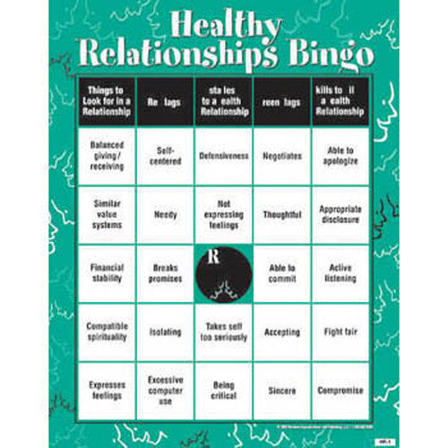 Bingo Games for Adults - Set  of 7
