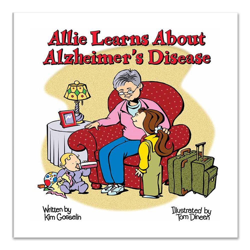 Allie Learns About Alzheimer's Disease