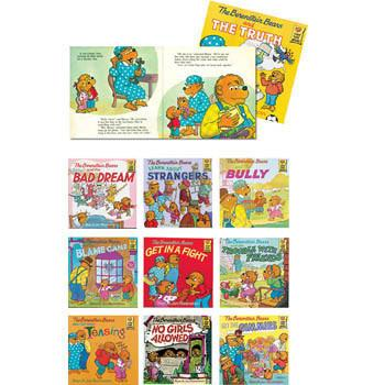 BERENSTAIN BEARS GAMES AND ACTIVITIES