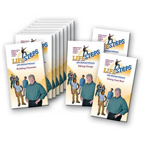 LifeSteps 12-DVD Series