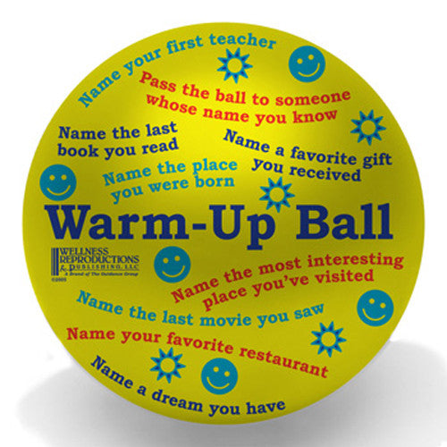 Warm-Up Ball*