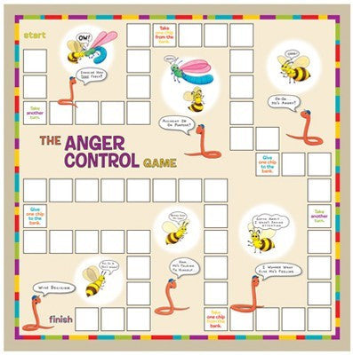 Anger Control Game