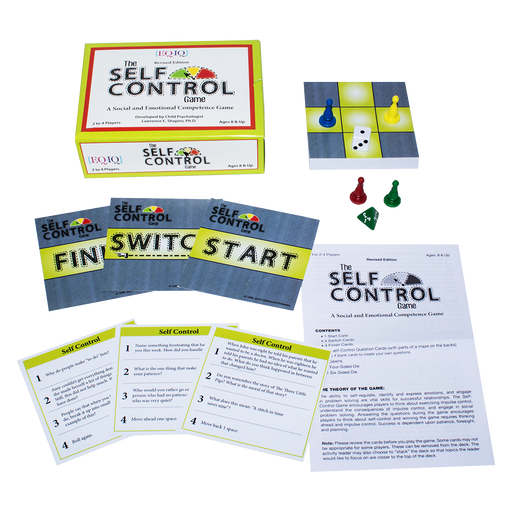 The Self-Control Card Game