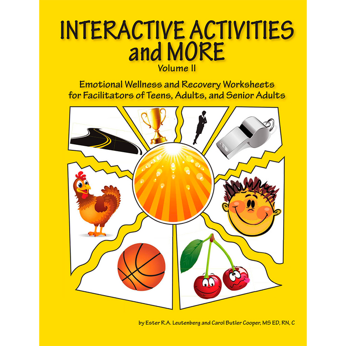 Interactive Activities and More Workbook - Volume II
