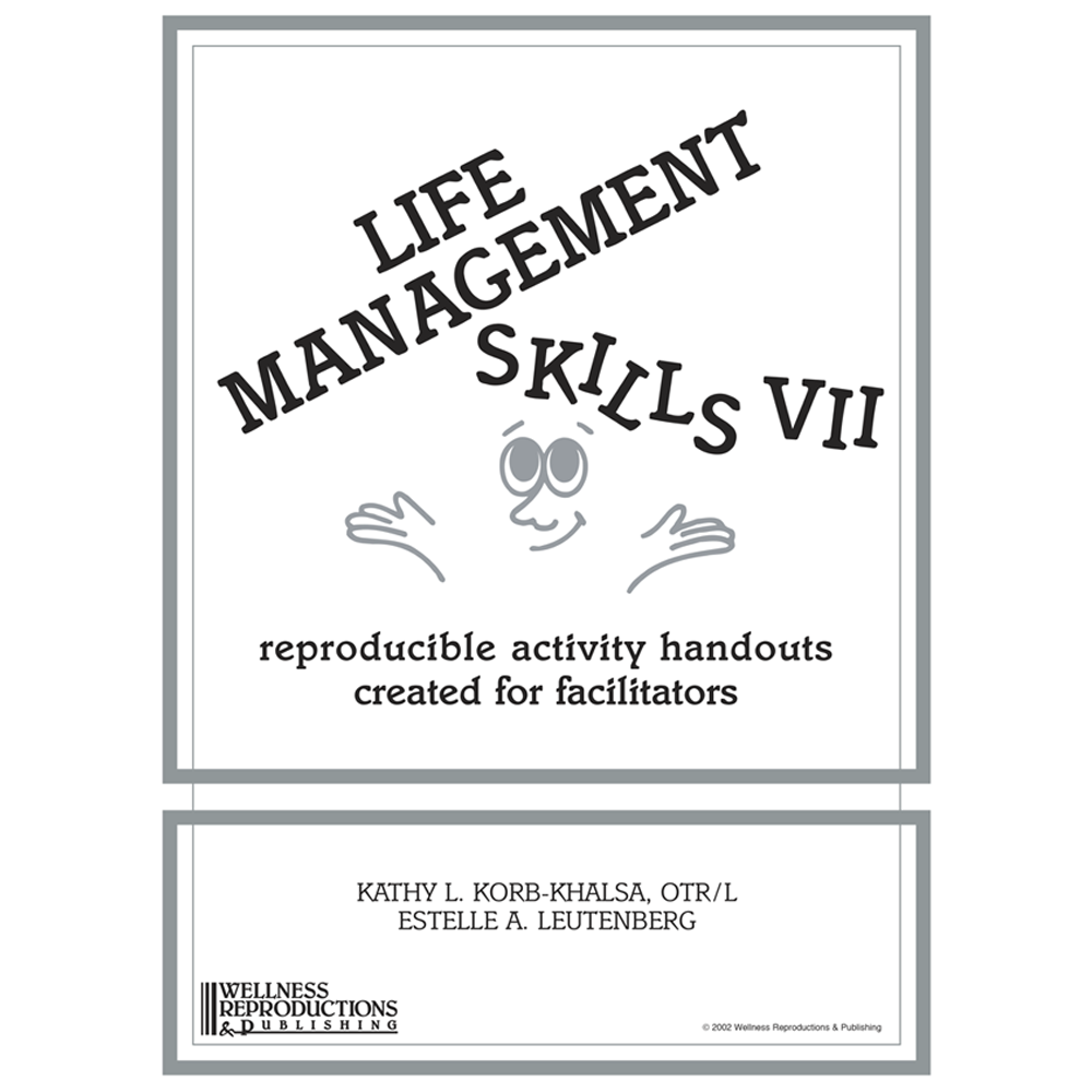 Life Management Skills VII Book