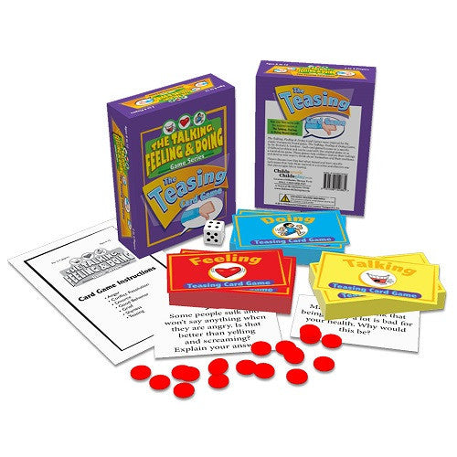 The Talking, Feeling & Doing Therapy Game Set