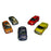 5 Piece Diecast Vehicle Set