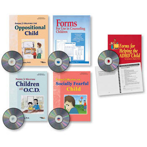 Forms for Helping... Book & CD Set