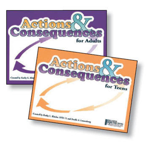 Actions & Consequences Adult & Teen Version Set