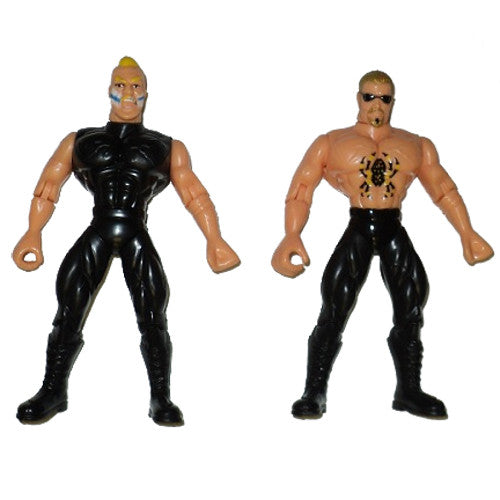 Wrestler Action Figure Two-Pack*