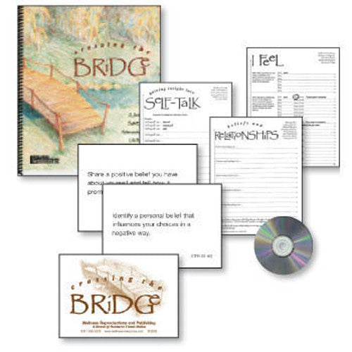 Crossing the Bridge Book & Cards Set