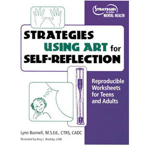 Strategies for Using Art for Self-Reflection Book with CD