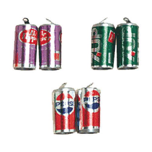 Soda Cans (Set of 6)