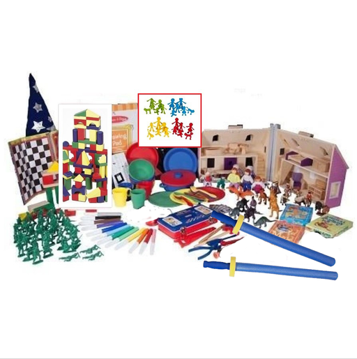 Filial Basic Play Therapy Toys Kit 2020