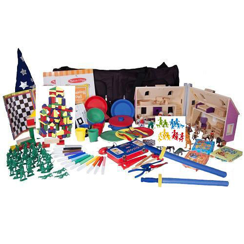 Rolling Filial Play Therapy Toys Kit 2020