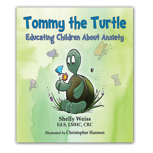 Tommy the Turtle - Educating Children About Anxiety