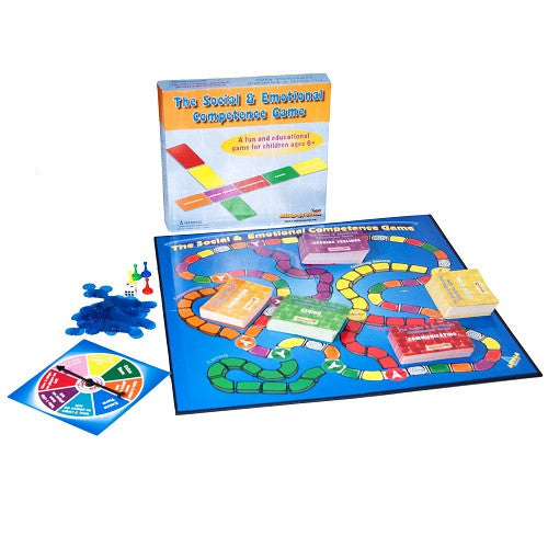 Best Seller! The Social and Emotional Competence Game