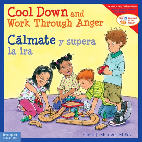 Cool Down and Work Through Anger/ Calmate y supera la ira
