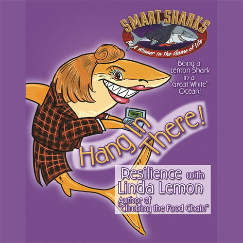 Smart Sharks - Hang in There: Resilience Card Game