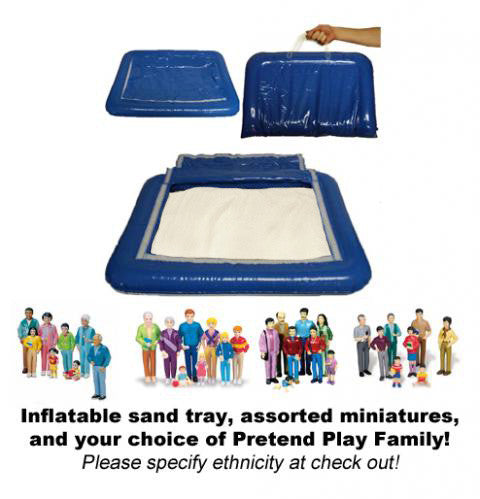 Premium Mobile Sand Play Set
