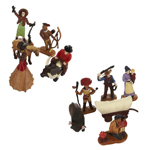 Wild West Toob Set