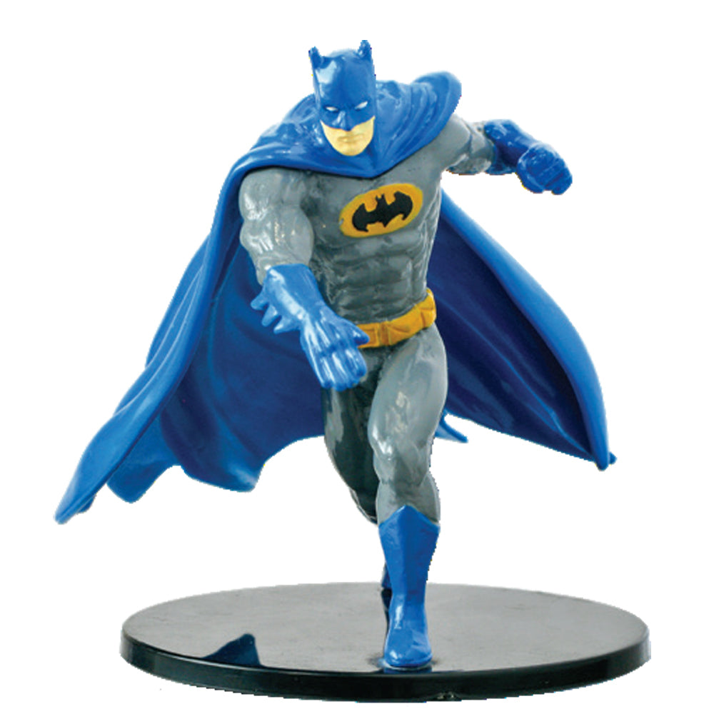 Batman with Blue Cape