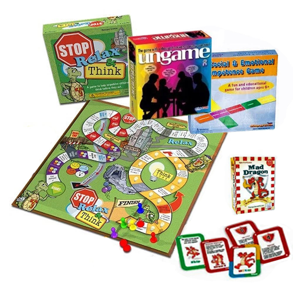Best Selling Therapy Game Package