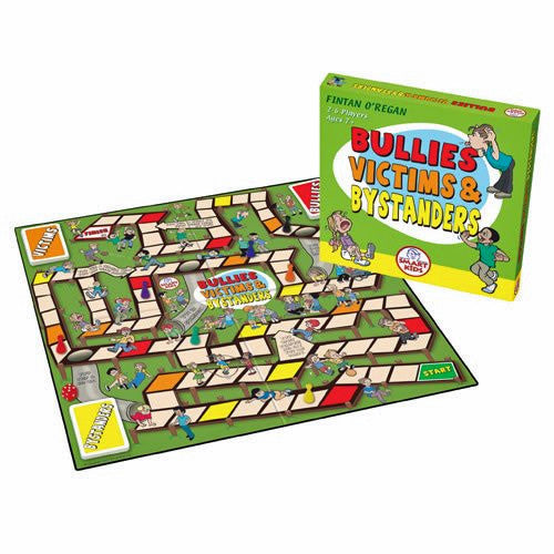 Bullies, Victims, & Bystanders Board Game
