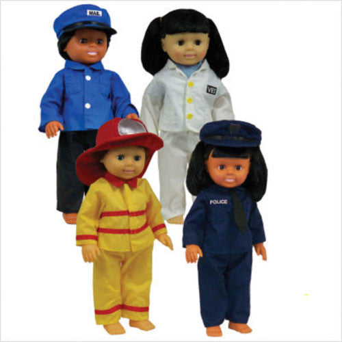 Doll Clothes - Career Set
