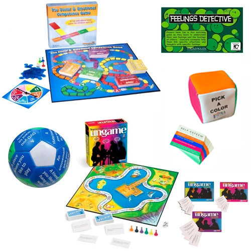 Counseling & Therapy Game Package