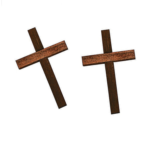 Crosses, Wooden (Set of 2)
