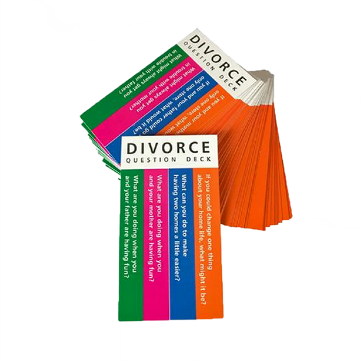 Divorce Cards (for Totika)