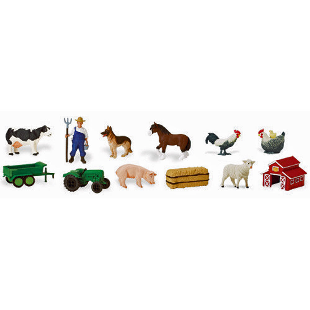 ANIMALS: FARM (INCLUDES ACCESSORIES)