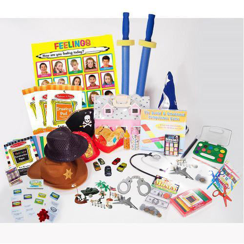 Dr. Gary's Play Therapy Toys Package