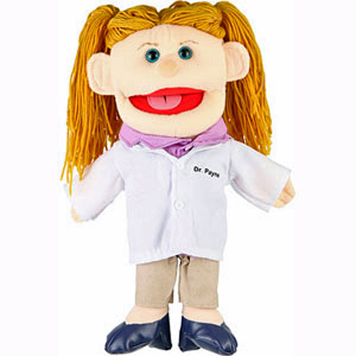 Dr. Payne Puppet