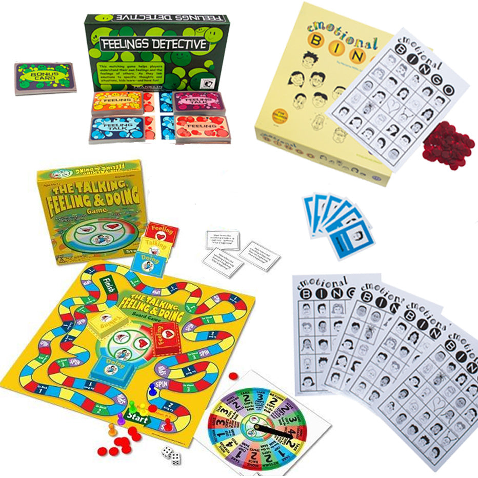Best Selling Feelings Education Games