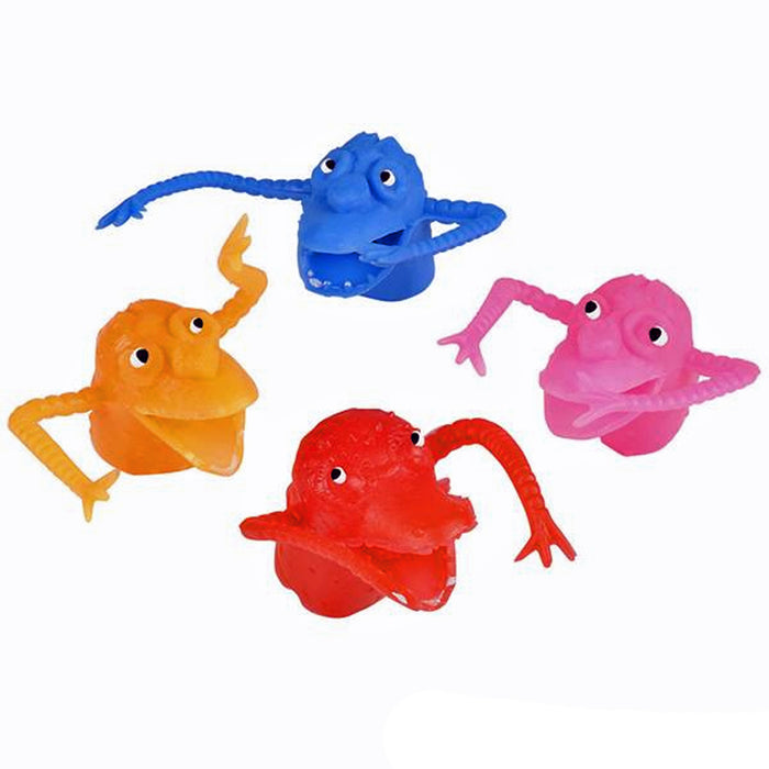 Finger Monster Puppets (Set of 4)