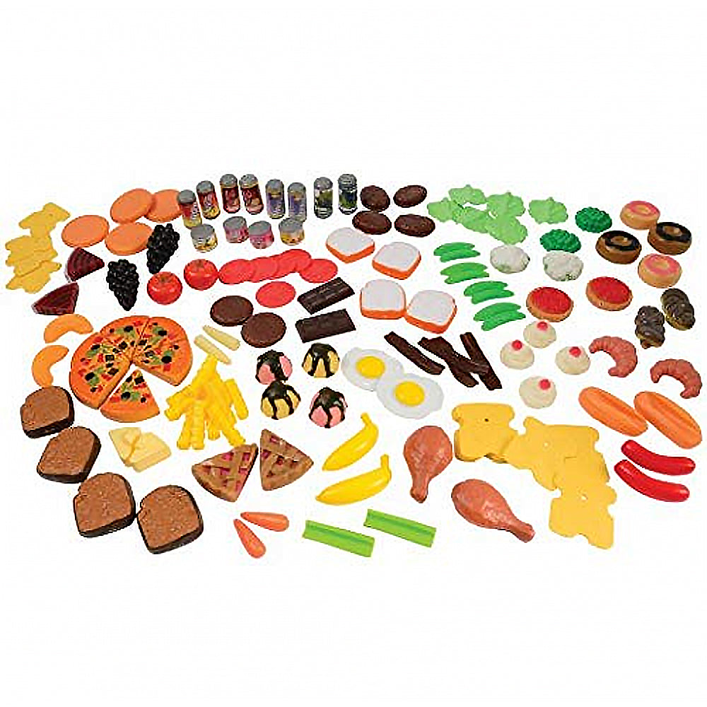 Deluxe Food Set (130 pieces)