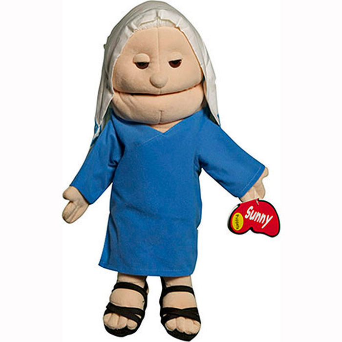 Hebrew Woman Hand Puppet