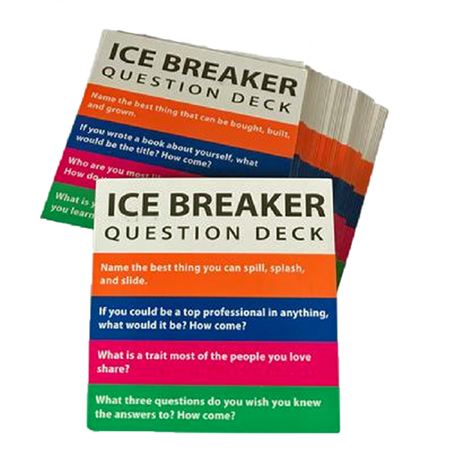 Ice-Breaker Question Deck (for Totika)