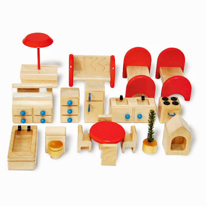 18 Piece Furniture Set (American Made)